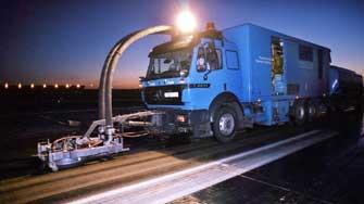 Leistungen der BGS Strate Wasserhochdruck GmbH